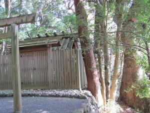 C001 津長神社 (つながじんじゃ) 皇大神宮 摂社