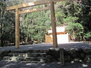 C004 饗土橋姫神社 (あえどはしひめじんじゃ) 皇大神宮 所管社