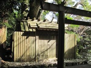 C005 大水神社 (おおみずじんじゃ) 皇大神宮 摂社
