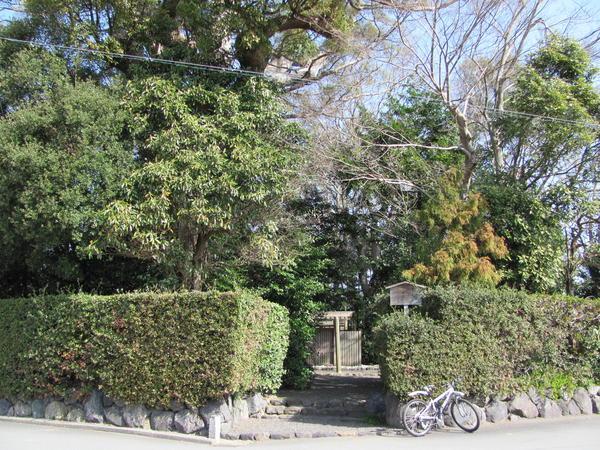 C021 宇須乃野神社 (うすののじんじゃ) 豊受大神宮 摂社