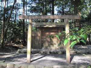 C026 大津神社 (おおつじんじゃ) 豊受大神宮 末社