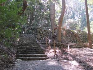 C036 伊我理神社 (いがりじんじゃ) 豊受大神宮 末社