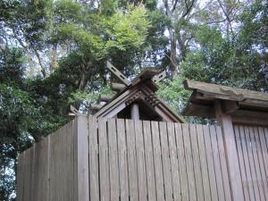 C040 田上大水御前神社 (たのえおおみずみまえじんじゃ) 豊受大神宮 摂社