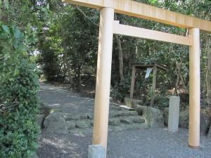 C058 志宝屋神社 (しおやじんじゃ) 豊受大神宮 末社
