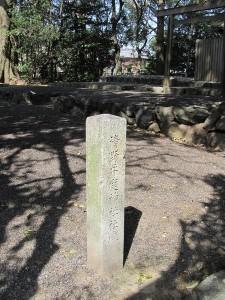 C065 清野井庭神社 (きよのいばじんじゃ) 豊受大神宮 摂社