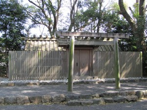 C067 大間国生神社 (おおまくなりじんじゃ) 豊受大神宮 摂社