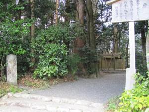 C073 久具都比賣神社 (くぐつひめじんじゃ) 皇大神宮 摂社