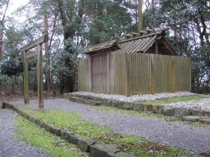 C076 朽羅神社 (くちらじんじゃ) 皇大神宮 摂社