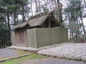 C079 田乃家神社 (たのえじんじゃ) 皇大神宮 摂社