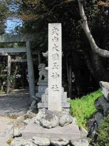 大國玉神社