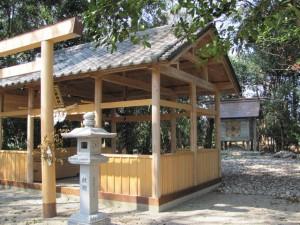 八柱神社(小俣)