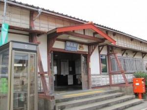 JR田丸駅