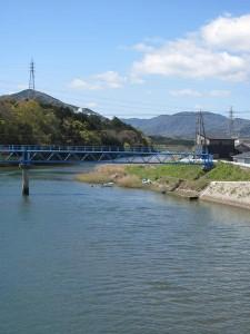 堀割橋からの五十鈴川
