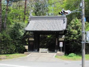 神宮文庫への門