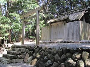 朝熊御前神社 (あさくまみまえじんじゃ) 皇大神宮 摂社