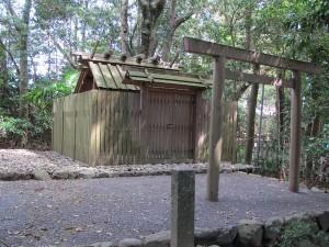 国津御祖神社 (くにつみおやじんじゃ) 皇大神宮 摂社