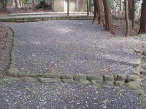 C085 鴨下神社 (かもしもじんじゃ) 皇大神宮 末社