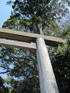 C088 神麻続機殿神社 (かんおみはたどのじんじゃ) 皇大神宮 所管社