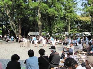 猿田彦神社 御田植祭