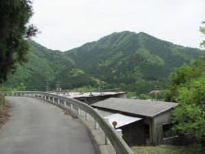 熊野古道 三瀬坂峠から三瀬川登口へ
