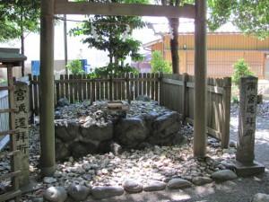 両宮遥拝所(上社社域)