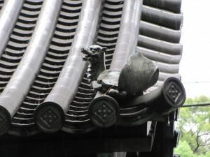 神宮文庫の表門