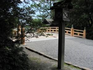 表参道の火除橋