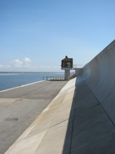 大湊排水樋門
