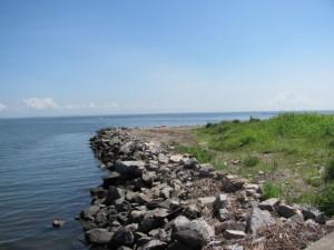大湊の北端