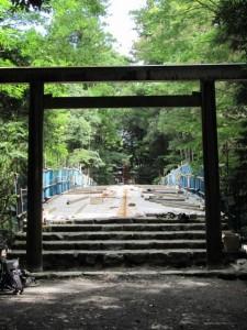 風日祈宮橋掛け替え工事