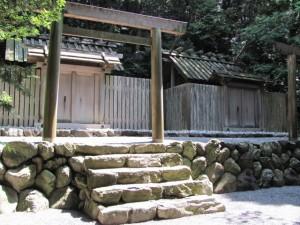 朝熊御前神社