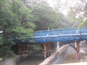 風日祈宮橋(工事中)