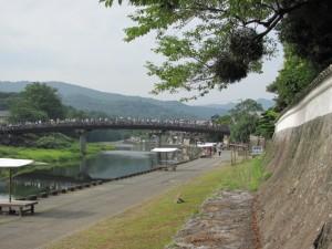 五十鈴川河畔