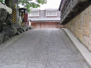 五十鈴川からおはらい町通りへ