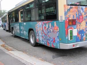外宮内宮循環バス(三重交通)