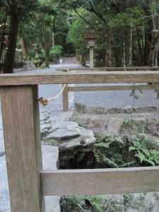 亀石から別宮方面