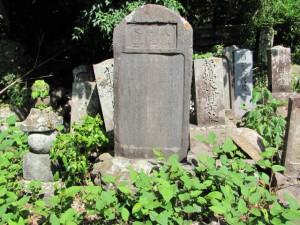 荒木田氏経 墓所