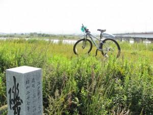 宮川左岸(磯の渡し跡付近)