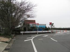 御塩道(二見街道 旧道と合流)