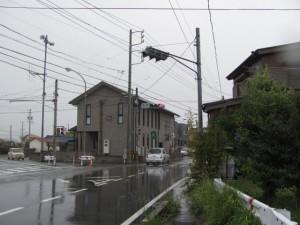 御塩道(浜郷交差点)
