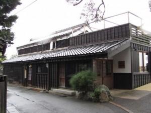御塩道(川の駅 二軒茶屋、かどや民具館)