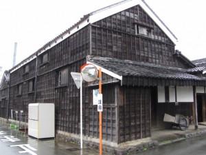 御塩道(角屋醤油味噌溜製造所)