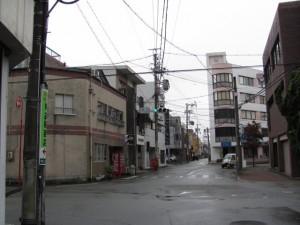 御塩道(吹上交差点)