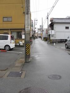 御塩道(神宮参道へ)