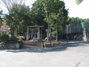東外城田神社