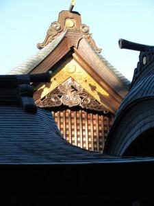 内宮 神楽殿