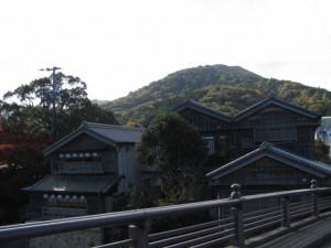 新橋からの風景