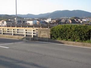 国道23号線 勢田川橋