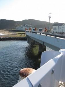 江の橋(国道42号線)