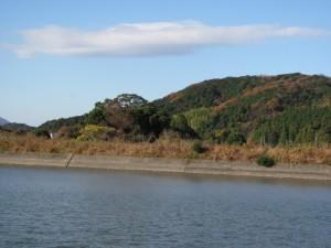 五十鈴川派川左岸